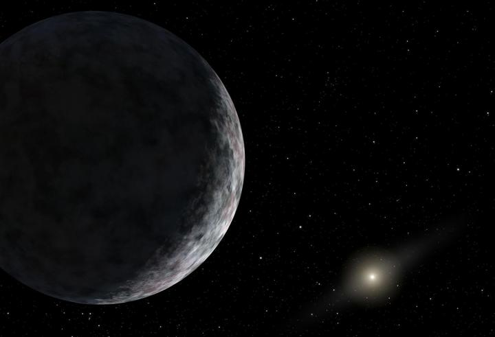 At least two unknown planets could exist in our solar system beyond Pluto.