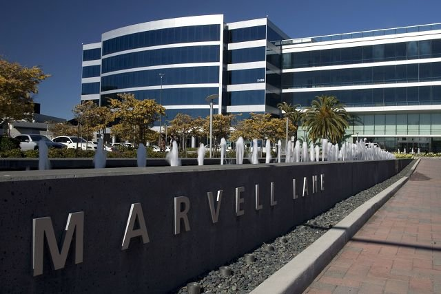 Marvell Technology is based in Bermuda but run from headquarters in Santa Clara, CA.